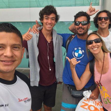 Airport Shuttle Managua