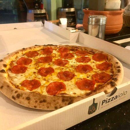 Aley, Líbano: Pizzaiolo