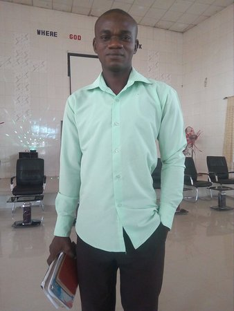 Osun State, Nigeria: Here is my personal photo