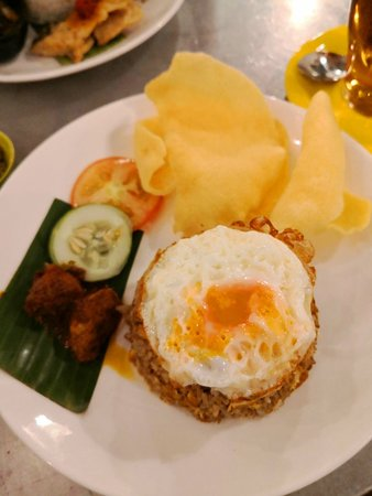 Great Vegetarian Indonesian Place