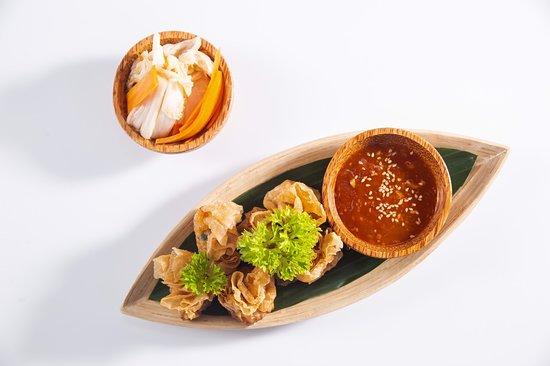 Money Bag with Prawn- Bánh nem tôm