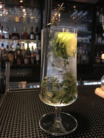 A 'botanical' gin