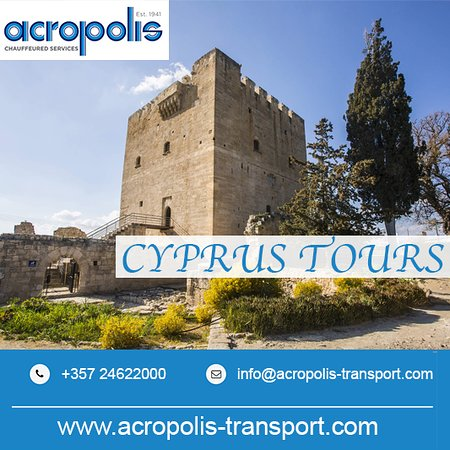 Tours and excursions in Cyprus