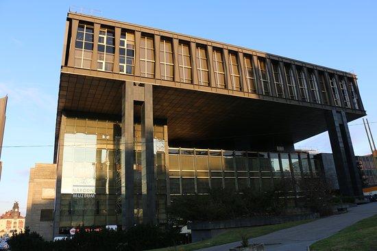 Nova Budova Narodniho Muzea