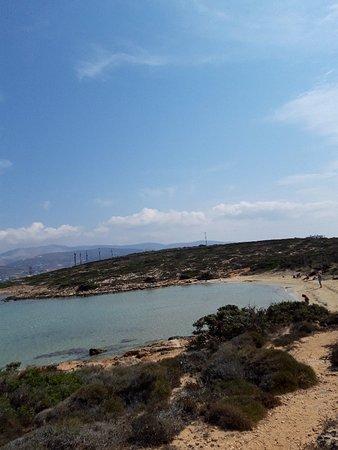 TRASPARENZE 2 - Picture of Nudist Beach, Antiparos Town