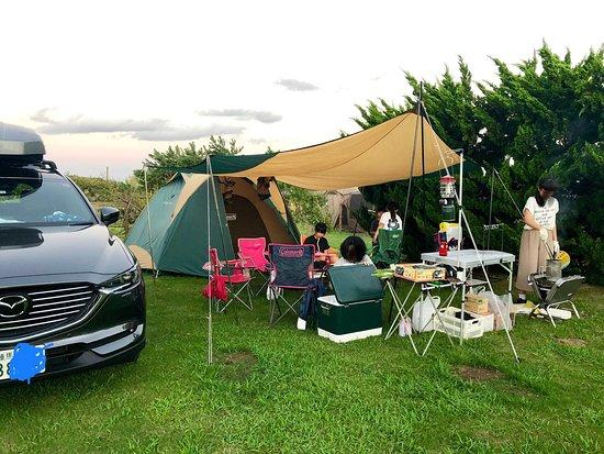 Taiyo to Umi Kujukuri Auto Campsite