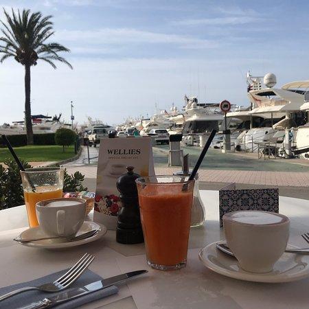 Buenas vistas, buen café
