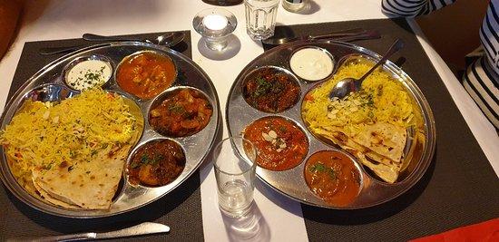 Excellent  restaurant indien!