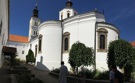 Nova Esperanca do Sudoeste, PR: The monastery