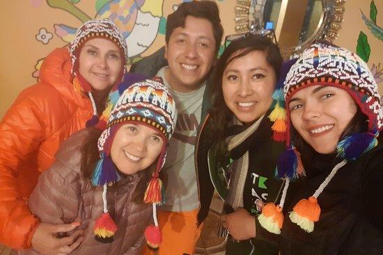 Peru Andean Hop