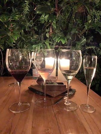 El Cielo Bogota: Great wines!