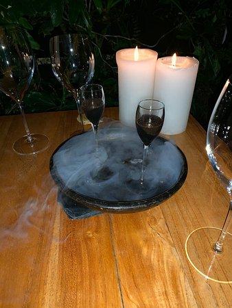 El Cielo Bogota: More wine...