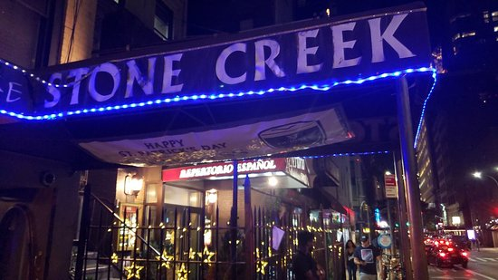 Stone Creek Bar and Lounge