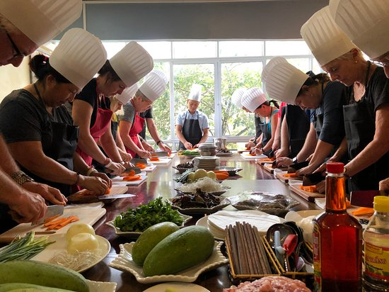 Hoang's Cooking Class