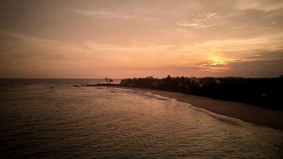 Kamburugamuwa, Sri Lanka: Lantern beach stretch
