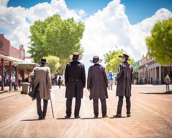 Tour di un giorno a Tombstone (Arizona
