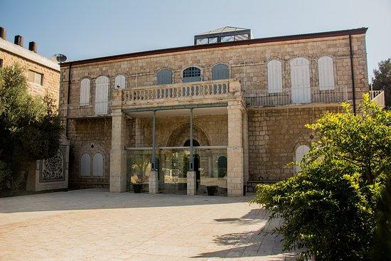 The Palestinian Heritage Museum