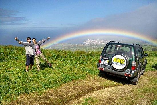 Jeep Fogo Lake-tour van een halve dag ...