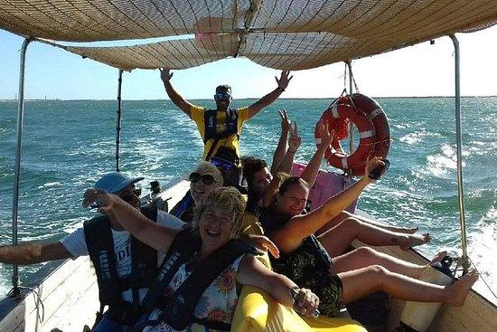 5 timer Ria Formosa øyene hopper