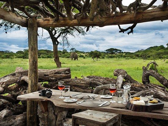 Национальный парк Чиулу-Хиллз, Кения: Ol Donyo Lodge,Chyulu Hills...