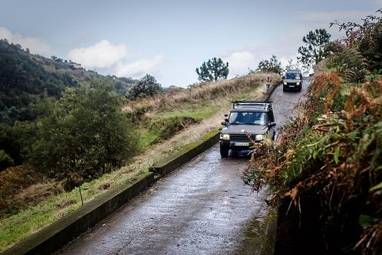 Privat 4x4 Tour Full Day
