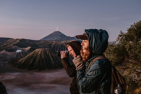 Mount Bromo Sunrise Trip from...
