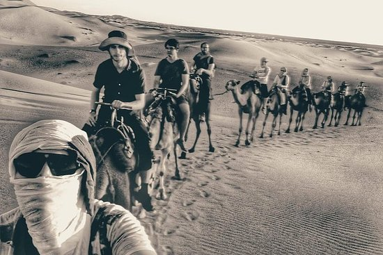 3 Day Desert trip to Fes from...
