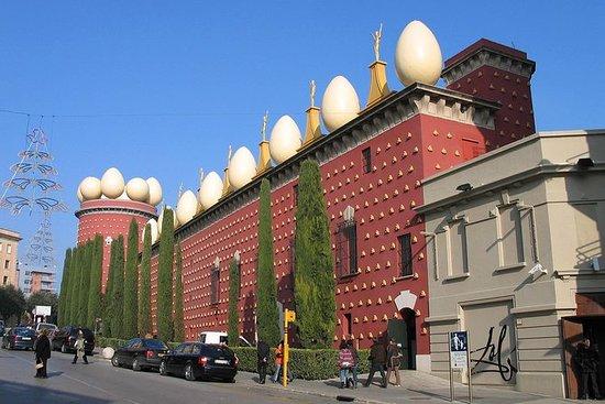 Figueres Dali teatermuseum: Hopp over...