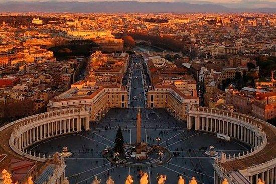 ROME af basilicerne og de kristne Rom...