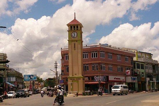 Excursão de 1 dia em Pyin Oo Lwin