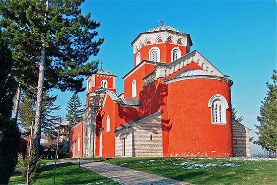 Studenica-klooster, Uvac-kloof ...