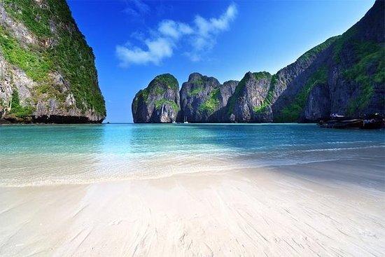 PHUKET: 4 Island 9 Point Phi Phi - Khai...