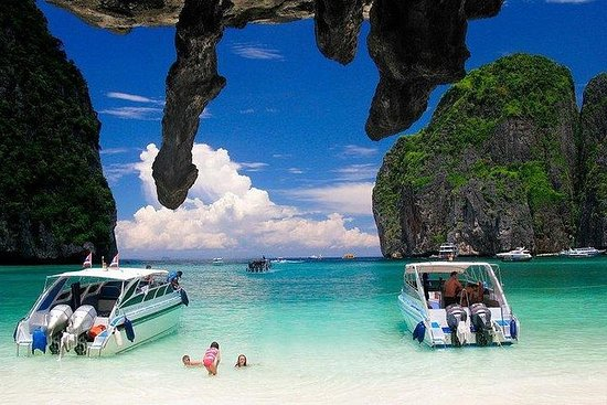 Phi Phi Island Tour by Big Boat - Join...