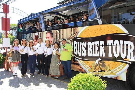 Tour della birra in autobus