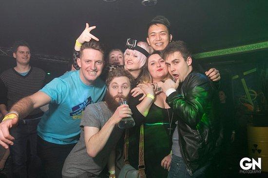 Mad Monk´s Pub Crawl Tallinn