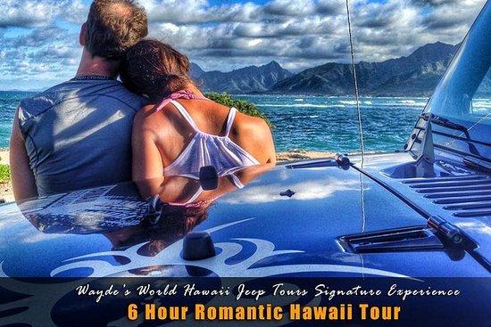 6 UREN ROMANTISCHE HAWAII JEEP TOUR