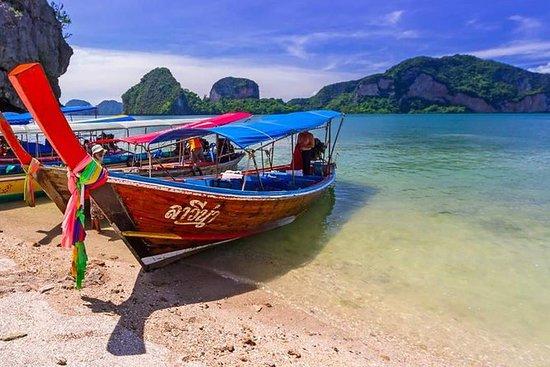Phang Nga Bay Tour with Lunch by Long...