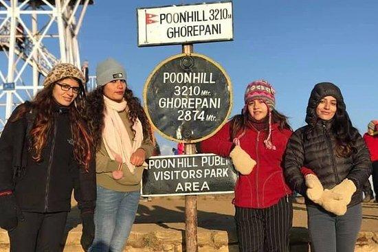 4 giorni di incredibile Poonhill Trek