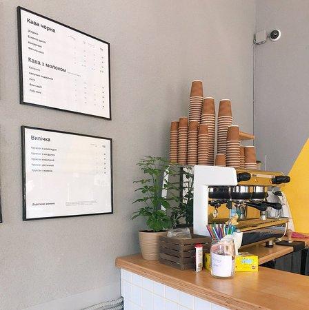 Посетителям, которые приходят со своими экочашками и термосами, в coffeeok делают скидку на все напитки.
