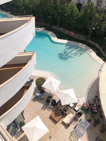 Trevligt hotell