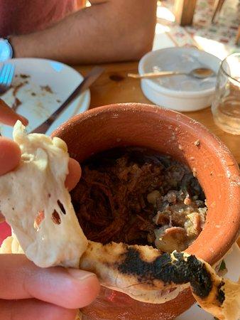 אוכל בינוני...לא פסגת האוכל הערבי