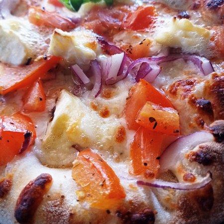 Pizza in the Skye
