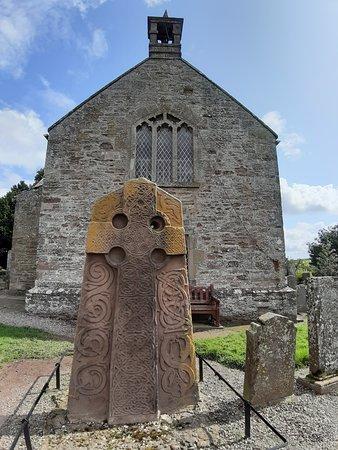 Aberlemno, UK: La croce