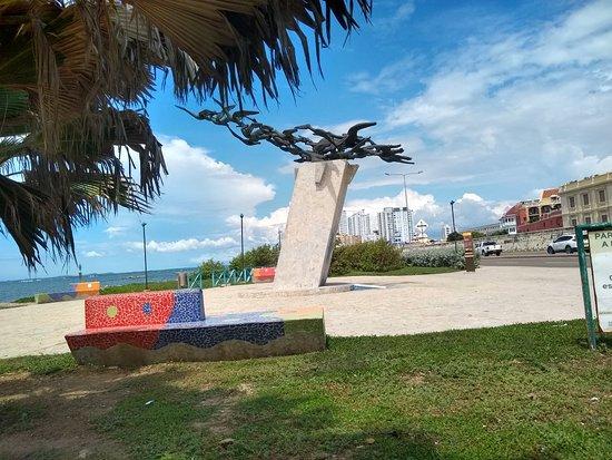 Monumento a los Alcatraces