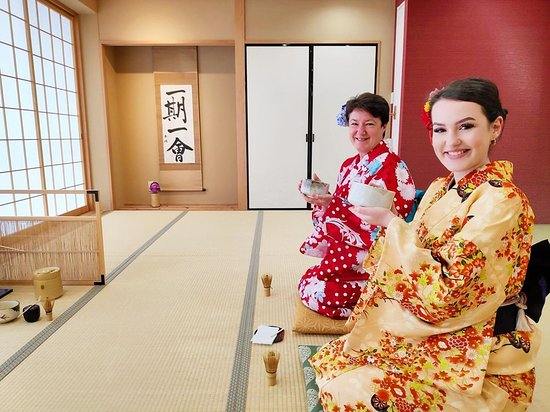 Tea Ceremony Tokyo Maikoya Shinjuku