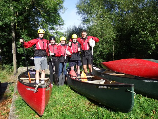 Peaks and Paddles Outdoor Adventure