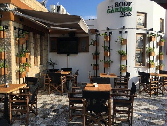 KENTROIKON Roof Garden