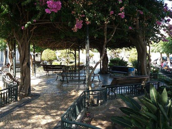 Jardim Publico de Sesimbra
