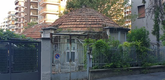 Milano - Case a Igloo, Via Lepanto