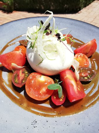 El Vergel Bistro & Market: Algo ligero y delicioso para el lunch!